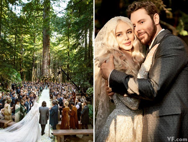 Lord of the Rings Wedding Theme